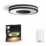 Being Hue ceiling lamp black 1x32W 24V 3261030P6 ZB+BT PLAFON HUE PHILIPS NOWA WERSJA Z BLUETOOTH