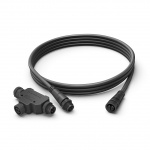 17489/30/PN 8718696176078 Extension cable with T connector Outdoor 2,5m PHILIPS HUE PRZEWÓD PLUS ZŁĄCZKA