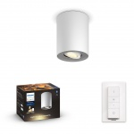 ==WYSYŁKA 48H == 5633031P6  Pillar Hue single spot white 1x5.5W 230V ZB+BT PHILIPS HUE Z BLUETOOTH