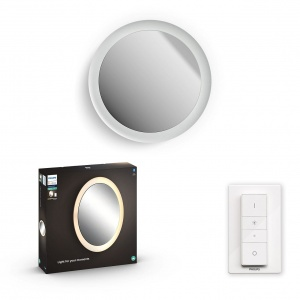 3418631P6 Adore Hue wall lamp white 1x40W 24V ZB+BT LUSTRO HUE bluetooth