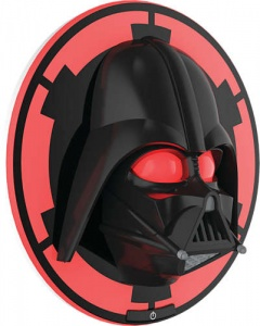 ----WYSYŁKA 48H ---- KINKIET 3D STAR WARS DARTH VADER 71936/30/P0 PHILIPS 7193630P0