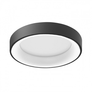 SOVANA TOP 55 CCT BLACK AZ2726  PLAFON LED AZZARDO