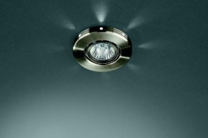 Massive ZUMA 59535/17/10 Downlight 1xGU10/35W + 1xLED 0,5W