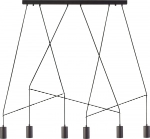 Lampa IMBRIA black VI 9675 Nowodvorski Lighting