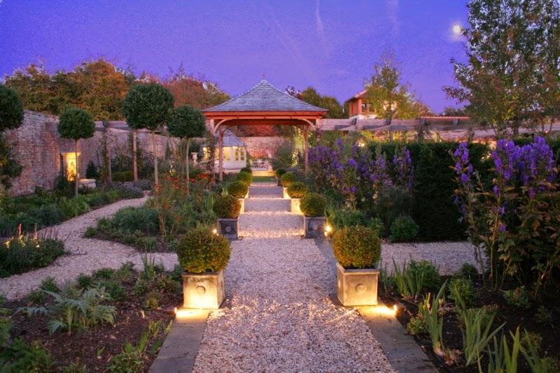 lampy ogrodowe wpuszczanie